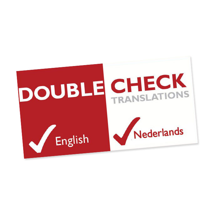 Vertaalbureau Double Check Translations